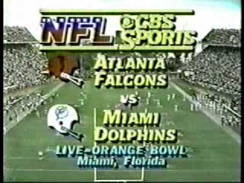 CBS Football Intro - December 1983
