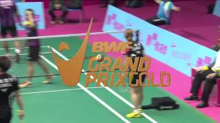 SF - 2014 Macau Open - Danny Bawa Chrisnanta/Vanessa Neo vs Kim Duck Young/Go Ah Ra