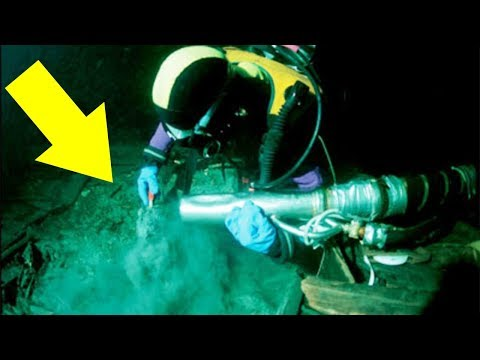 Divers Find A Tube On An Ancient Shipwreck With Contents That Shouldn't Even Be Possible