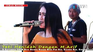 Cinta Sengketa - SEMAR MESEM Live Bojong Negara