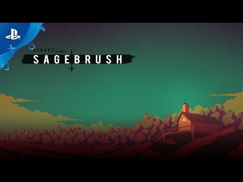 Sagebrush - Announce Trailer | PS4