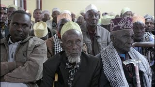 Borana elders ask gubernatorial candidates to step down in favour of governor Doyo