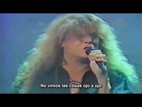 Europe, Prisoners in Paradise, subtitulado español