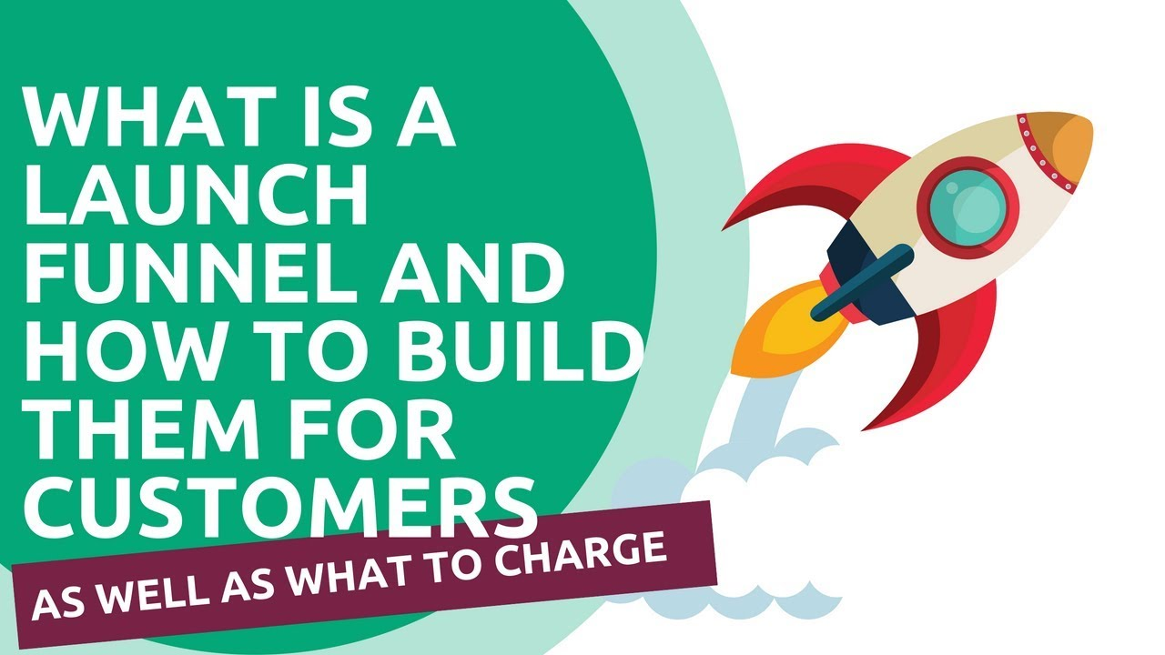 Building Plf Style Launch Funnels The Easy Way Youtube