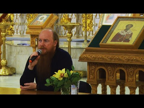 Отец Дмитрий Рощин беседа с прихожанами 21 12 2017