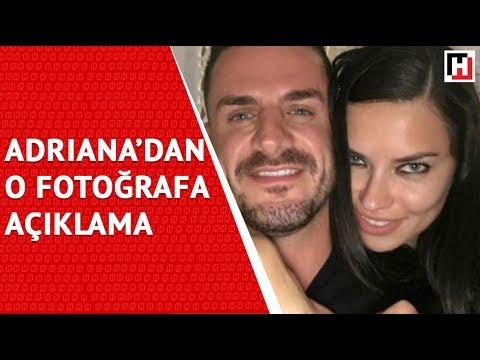 ADRIANA LIMA'DAN O FOTOĞRAFA AÇIKLAMA