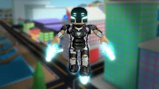 ROBLOX: ¡Me he convertido en el nuevo SUPERHERO más fuerte de la historia! -Jugar viejo