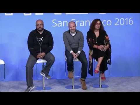 CONNECT 2016: Visionary API Panel Discussion