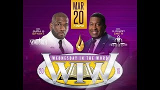 I'm Trying to Calm Down | Dr. Jamal H. Bryant | Wednesday in the Word