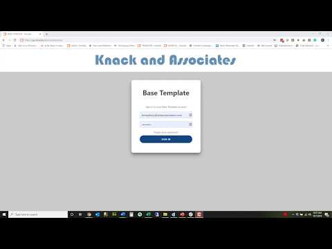 Getting Started With Knackly