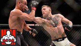 UFC 205 - Конор МакГрегор победил Эдди Альвареса, слова после боя