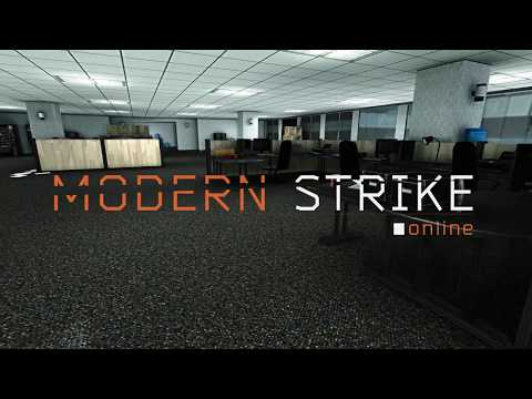 Modern Strike Online: New Gameplay Trailer (android)