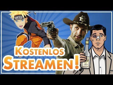 2019 KOSTENLOS und LEGAL Filme, Serien und Anime schauen  📺