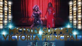 Blue Space Oficial - Michelly Summer e Victoria Principal - 26.11.17