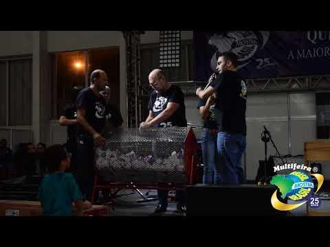 Sorteio 25 anos Brasil Mostra Barsil