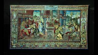 Henry VIII's tapestries revealed