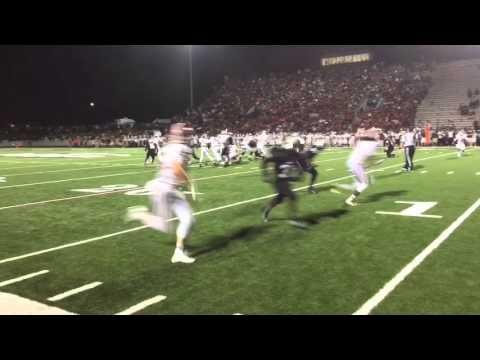 Video: Marquez Callaway highlights from Warner Robins High School football