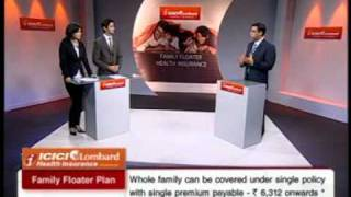 ICICI Lombard Family Floater Health Insurance