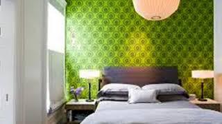 bold bedroom wallpaper - vintage bedroom - bedroom wallpaper designs
