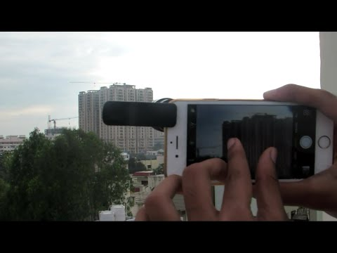 Turn Your Phone Into A DSLR || 8× Zoom Mobile Camera Lens With Tripod ||