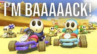 Mario Kart 8 Deluxe Live - I Am Sorry I've Been Gone!