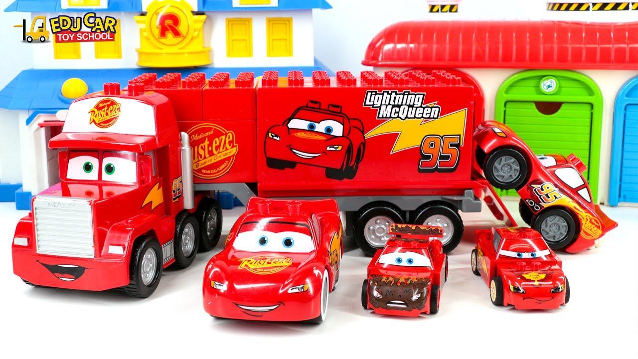 Learning Color Special Disney Pixar Cars Lightning McQueen