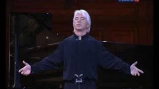 Dmitri Hvorostovsky - Spring Streams (Rachmaninoff)