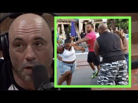 VIDEO: Joe Rogan on the Disneyland Fight Video