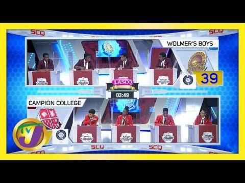 Wolmer's Boys vs Campion College | TVJ SCQ 2021