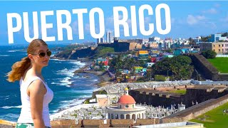 San Juan Puerto Rico Things to Do | San Juan Vlog