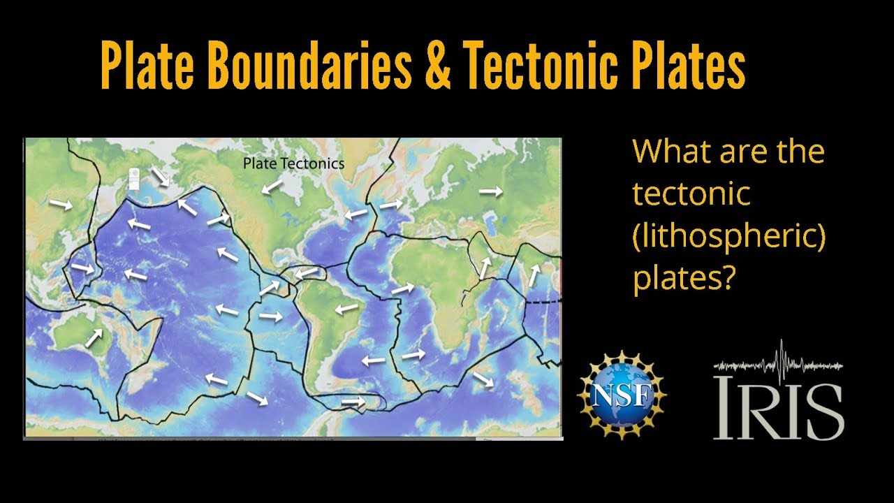 Plate boundaries tectonic plates educational youtube plate boundaries tectonic plates educational gumiabroncs Choice Image