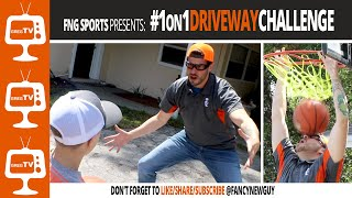 #1on1DrivewayChallenge: FNG SPORTS | Greg TV