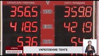 Во взлете и снижении тенге нет ничего странного, - экономист А. Кусаинов