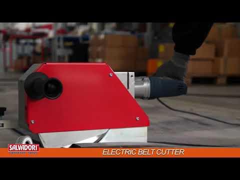 Машинка для продольной и поперечной резки конвейерных лент