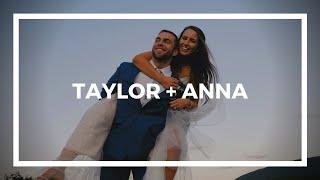 Taylor + Anna | Wedding Film | Laurel Ridge Farm | New Castle, Virginia