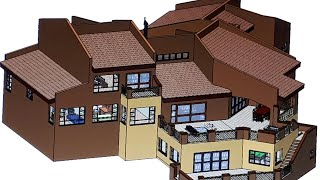 Solidworks time-lapse house drawing
