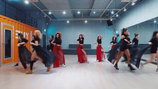 SISTAR ( 씨스타) - I Like That Dance Practice (Mirrored)