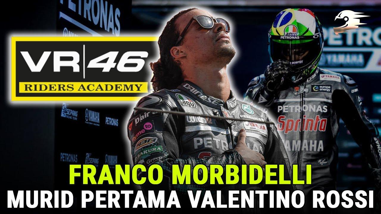 Mengenal Franco Morbidelli, Murid Pertama Valentino Rossi di VR46 Academy