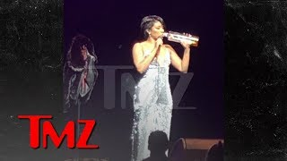 Tiffany Haddish Has Rough New Year's Eve Performance | TMZ