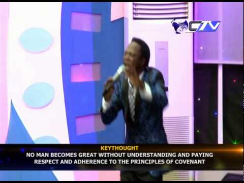 Download ACTIVATING COVENANT PROVISION AND BENEFITS MESSAGE BY BRO. JOSHUA IGINLA