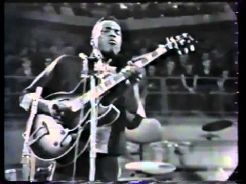Buddy Guy--Berlin Festival Guitar Workshop-11/5/67