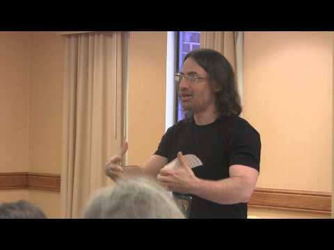 Jim Butcher at FaerieCon East 2013 on Writing part 1 of 2