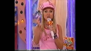 Blog Eliana & Diego | Foguete Alegria com Rouge no Eliana & Alegria 2002