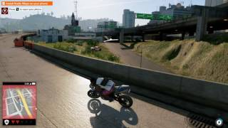 Watch Dogs 2 Game Play