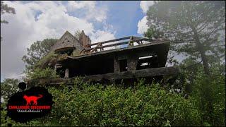 """KHÁM PHÁ #42: Ngôi Nhà Bí ẩn cùng ngôi mộ bỏ hoang hơn 100 năm   Đoàn Phim Gặp """" KHÁCH"""" tập 5"""