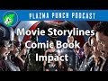 How Movies effect Comic Storylines