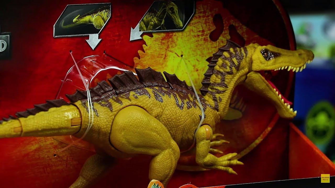 Jurassic World 2 játékokat kaptam a Matteltől!