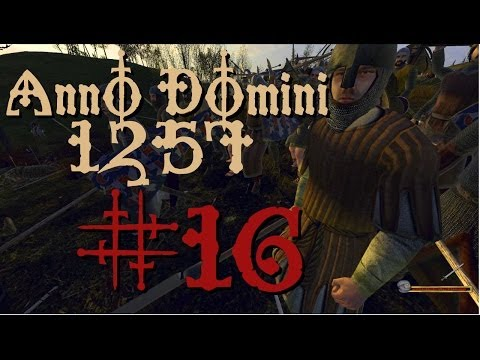 [S1E16] Anno Domini 1257 | Warband Mod | The Third Seige of Bougie