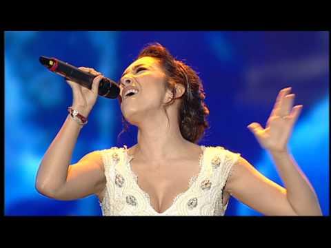 Andra - At Last (Cover Etta James @ Romanii Au Talent)