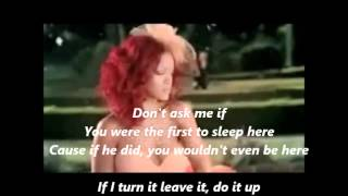 Rihanna - Watch n' Learn ( Lyrics ) Thumbnail